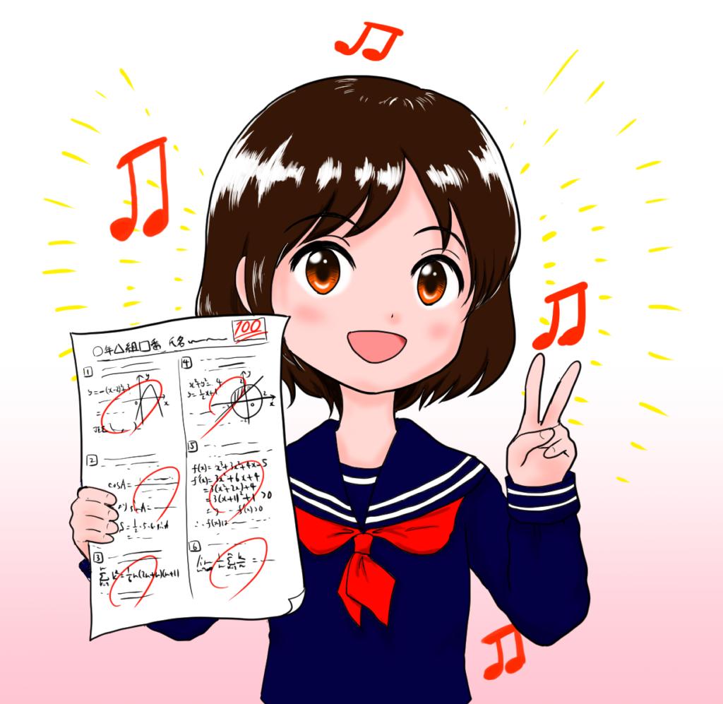 中学生の勉強における適性